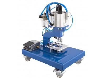 GF-10 Semi Automatic Grommet Machine (3 Year Warranty-Pneumatic)