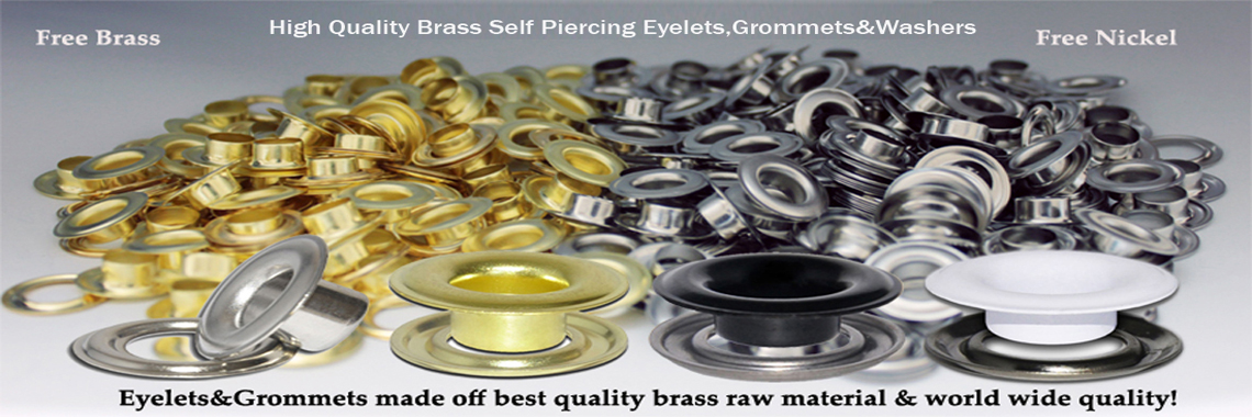 Self Piercing Grommets