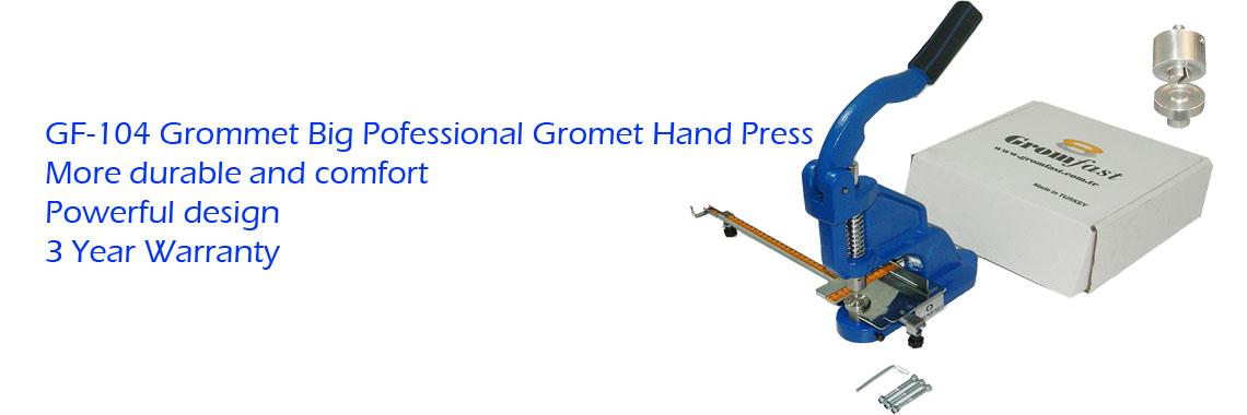 GF-104 Grommet Hand Plress